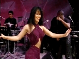 """New Kids On The Block"" Honor Selena at Corpus Christi Concert"