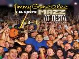 Jimmy Gonzalez Y Grupo Mazz- Live Fiesta Market