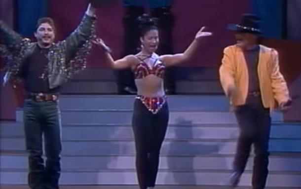 Selena, Emilio Navaira & Oscar G